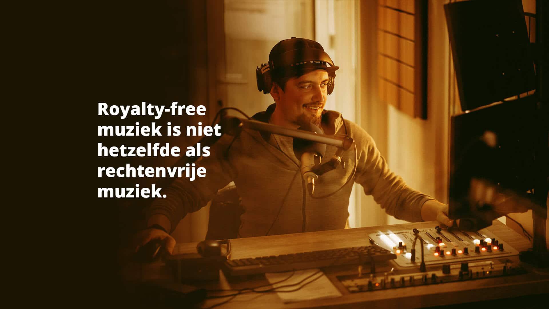 Royalty-free En Rechtenvrije Muziek Bestaat Niet!